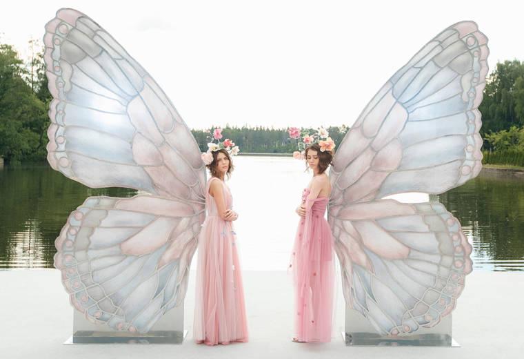 "Свадьба <br> ""Бабочки"""
