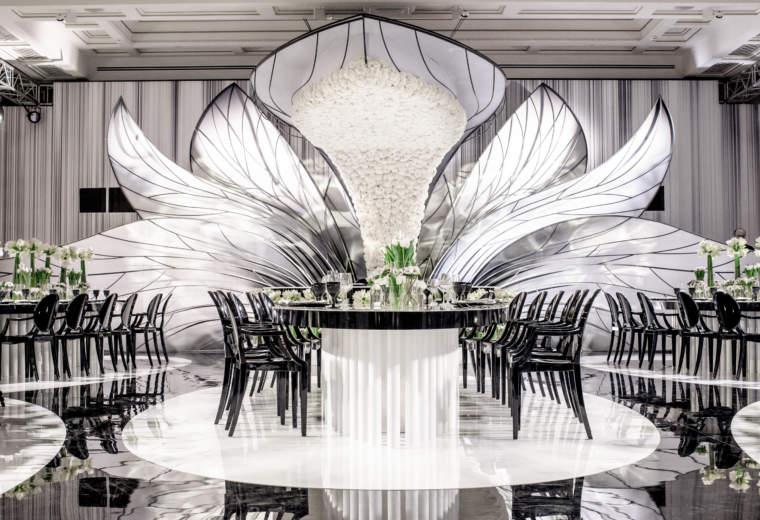 Свадьба<br>«Black & White»